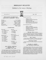 Box 7, Folder 04, Rheology Bulletin, Vol 62, No. 2, July 1993