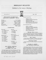 Box 7, Folder 04, Rheology Bulletin, Vol 62, No. 2, July 1993