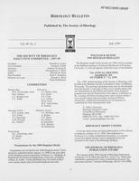 Box 7, Folder 16, Rheology Bulletin, Vol 68, No. 2, July 1999