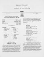 Box 7, Folder 17, Rheology Bulletin, Vol 69, No. 1, January 2000