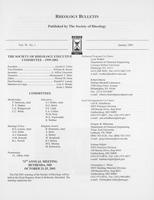 Box 7, Folder 19, Rheology Bulletin, Vol 70, No. 1, January 2001