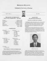 Box 7, Folder 20, Rheology Bulletin, Vol 70, No. 2, July 2001