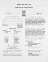 Box 7, Folder 23, Rheology Bulletin, Vol 72, No. 1, January 2003