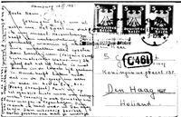 Box 2, Folder 04, Chronological correspondence, 1925