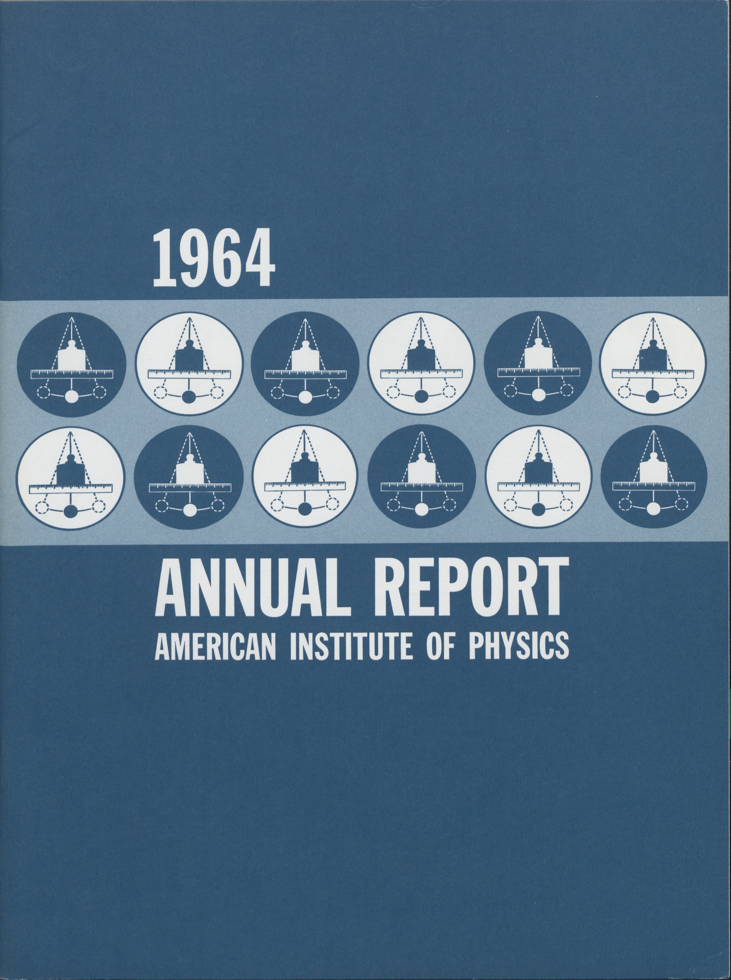 1960s AIP Annual Reports
