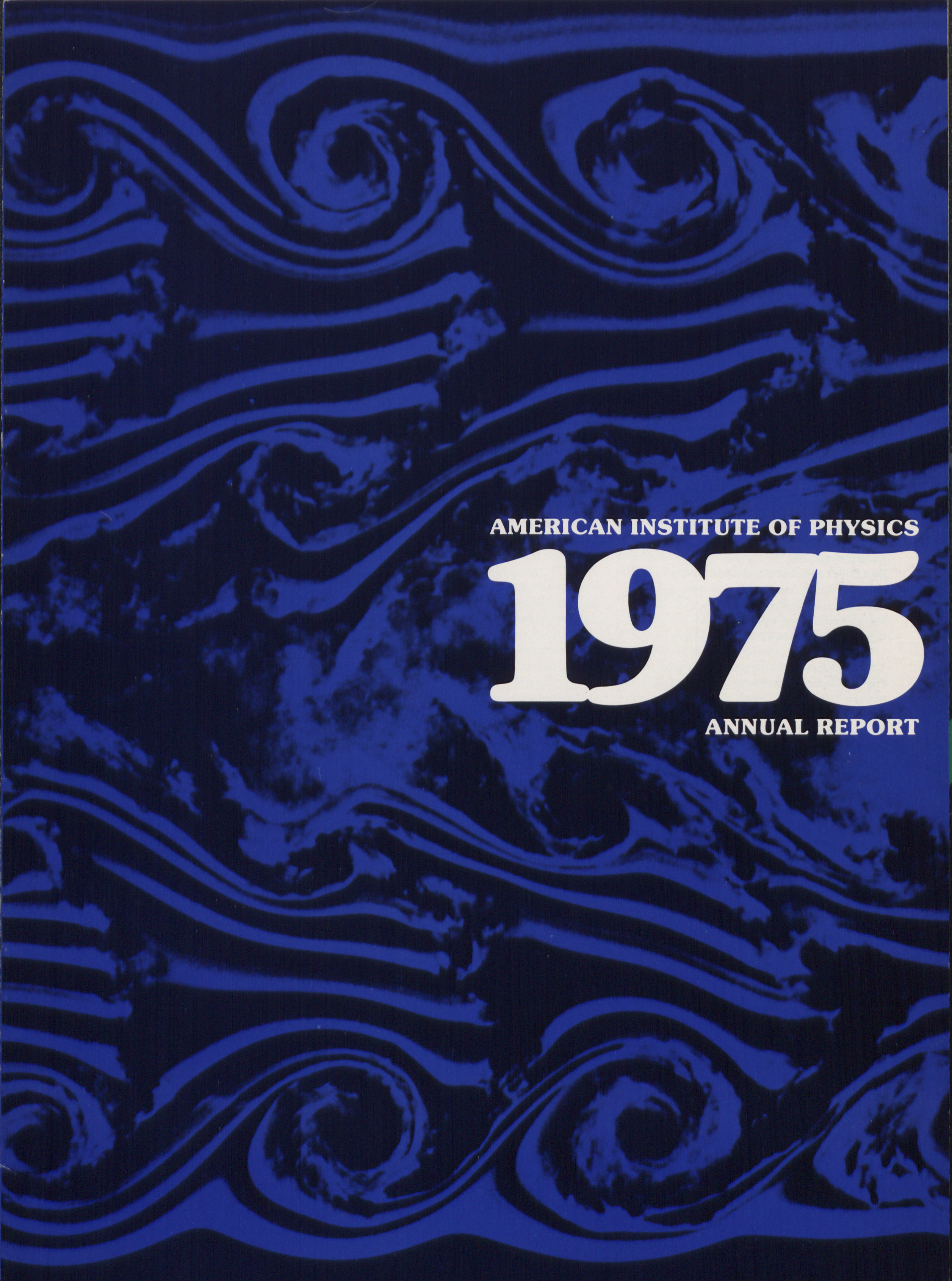 1970s AIP Annual Reports