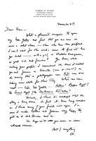 Box 22, Folder 236, Stone, Albert M., 1946-1952