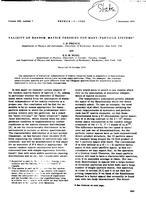 Box 60, Folder 50, Statistics, 1939-1976
