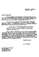 Box 12, Folder 121, Kaempffert, Waldemar (science editor, New York Times), 1947-1952