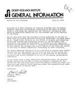 Box 38, Folder 01, General information, 1961-1978