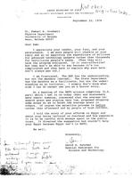 Box 13, Folder 125, Katcher, David A., 1948-1978