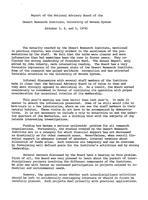 Box 38, Folder 04, National Advisory Committee reports, 1965-1974