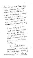 Box 6, Folder 27, Bok, Bart J. and Priscilla, 1949-1974