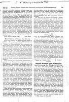 """Box 42, Folder 01, """"Relativistische Auffassung des Dubletts,"""" Die Naturwissenschaften, 1921"""