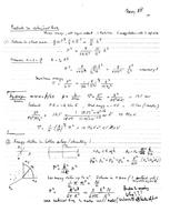 Box 36, Folder 25, Massachusetts Institute of Technology, summer course on nuclear physics for naval officers, notes, 1955-1958 and undated