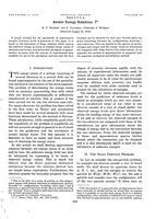 "Box 43, Folder 44, ""Atomic Energy Relations. I,"" Physical Review, Robert F. Bacher, coauthor, 1933"