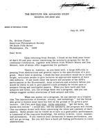 Box 47, Folder 04, Committee on Meetings, 1971-1974