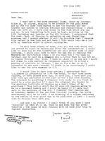Box 28, Folder 45, Rosbaud correspondence and manuscripts, 1961-1963