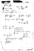 Box 64, Folder 05, Equations notebook, undated