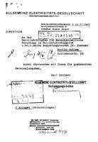 Box 27, Folder 32, Personnel Information: Stadt-Ilm, 1945
