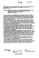 Box 27, Folder 36, German reports, 1943-1944
