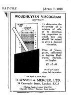 Box 24, Folder 264, Woudhuysen, Henry, 1953-1973