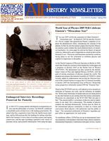 AIP History Newsletter, Vol. 36, No. 1, Spring 2004