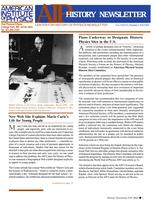 AIP History Newsletter, Vol. 36, No. 2, Fall 2004