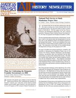 AIP History Newsletter, Vol. 37, No. 1, Spring 2005