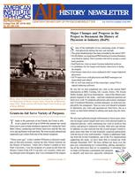 AIP History Newsletter, Vol. 37, No. 2, Fall 2005