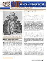 AIP History Newsletter, Vol. 38, No. 1, Spring 2006