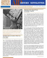 AIP History Newsletter, Vol. 39, No. 1, Spring 2007