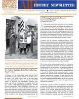 AIP History Newsletter, Vol. 40, No. 1, Spring 2008