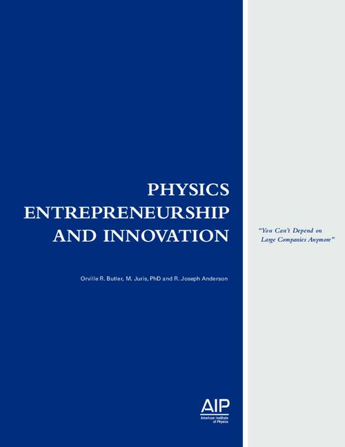 Final report of the History of Physics in Entrepreneurship project., The History of Physicists project is the first systematic study of the organizational structure, communications patterns, and archival records of industrial physicists in the U.S., and it provides general guidelines for understanding and documenting their work. The study confirms that the organization and management of industrial R&D is volatile, changing in response to economic cycles, new managers and management philosophies, and a variety of other factors. It also confirms that historically valuable records that document R&D are at risk and, in fact, are often scattered and lost., In English.