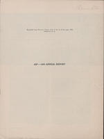 1955 AIP Annual report