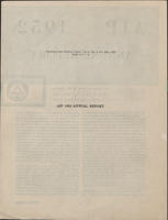 1952 AIP Annual report