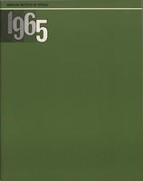 1965 AIP Annual report