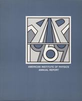 1969 AIP Annual report