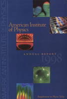 1998 AIP Annual report