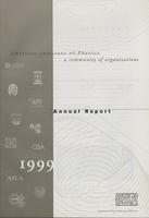 1999 AIP Annual report