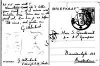 Box 2, Folder 05, Chronological correspondence, 1925