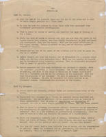 Box 1, Folder 01, Correspondence – special letters, 1932-1990