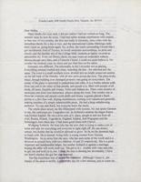Box 1, Folder 04, Correspondence, 1956-1995