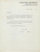 Box 1, Folder 07, Correspondence - awards, 1974-1981