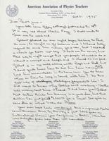 Box 2, Folder 01, Correspondence - family, 1972-1992; undated