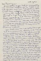 Box 2, Folder 05, Correspondence - family, 1983-1996