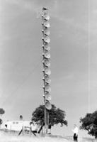 70-foot vertical antenna array