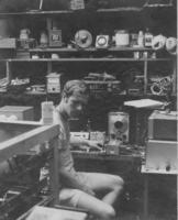 Dylla in MIT Lab