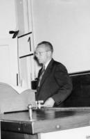 Bainbridge speaks at the Max Planck Institute