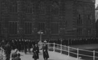 Academic procession in Leiden